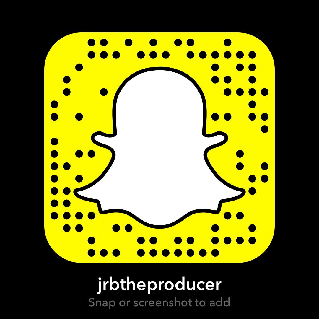 Jrbtheproducer Snapchat